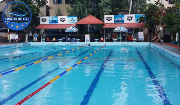 Dạy bơi người lớn tại quận 3