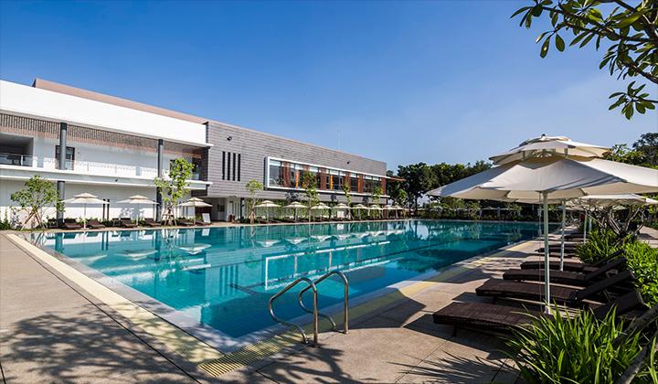 hồ bơi Aeon Tân Phú