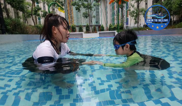 trung tâm dạy bơi tại tphcm