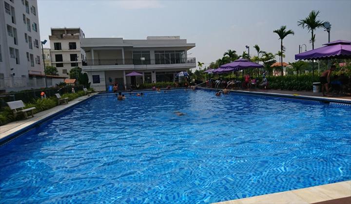 Dạy bơi trẻ em quận Thủ Đức