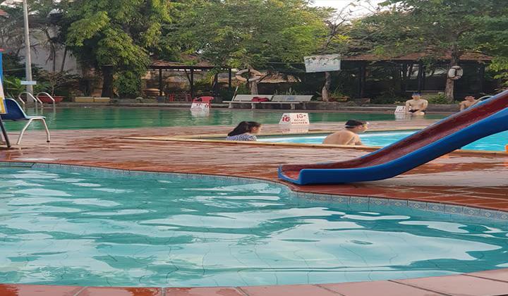 Hồ bơi Lâm Viên Thủ Đức
