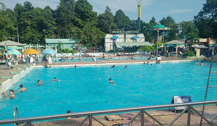 Học bơi ở quận Thủ Đức