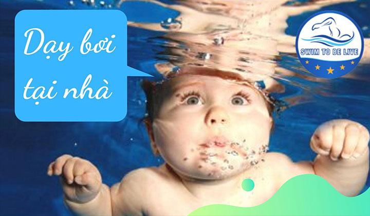 Học bơi tại nhà