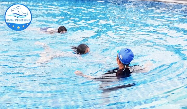 lớp học bơi tại nhà ở tphcm