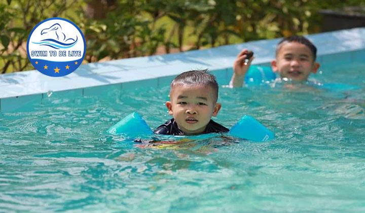 Trung tâm dạy bơi ở nhà