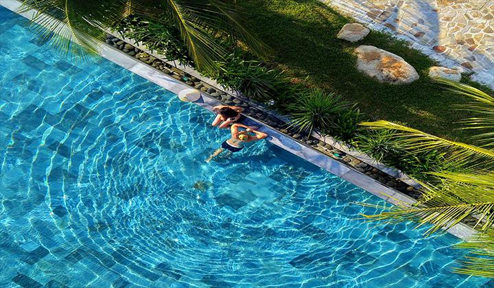 Hồ bơi ở Cần Thơ