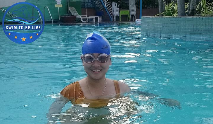 Dạy bơi kèm riêng cho nữ tại Hồ Chí Minh