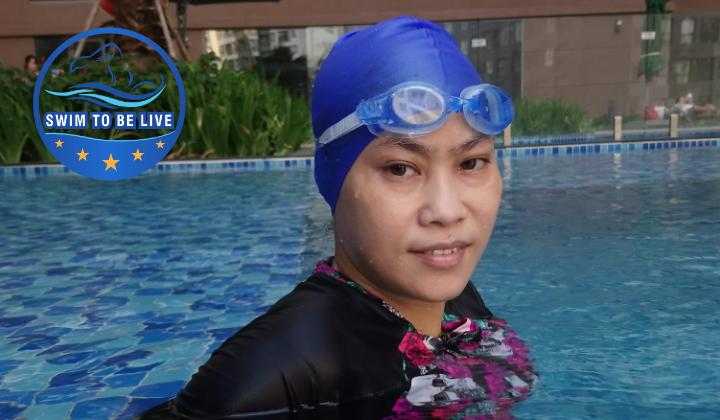dạy học bơi