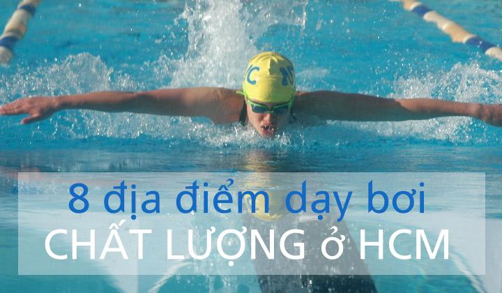 dạy bơi ở tphcm