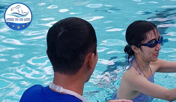 Dạy bơi cho nữ quận 10