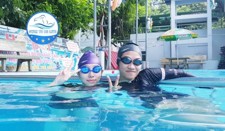 học bơi ở quận 7