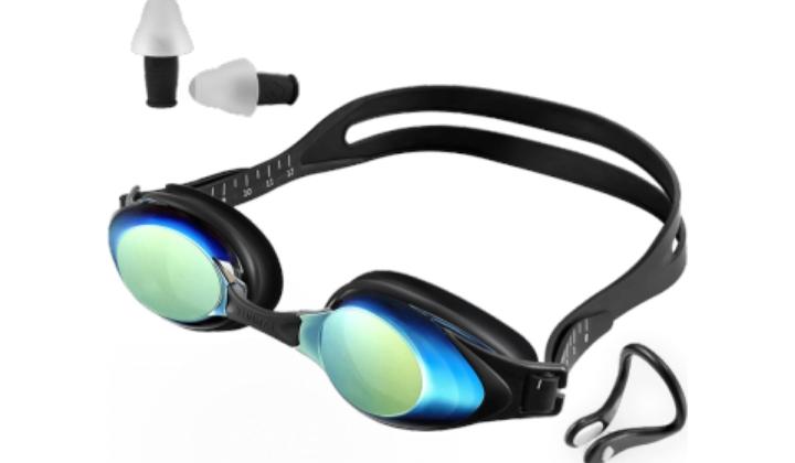 4 cách lựa chọn kính bơi hiệu quả