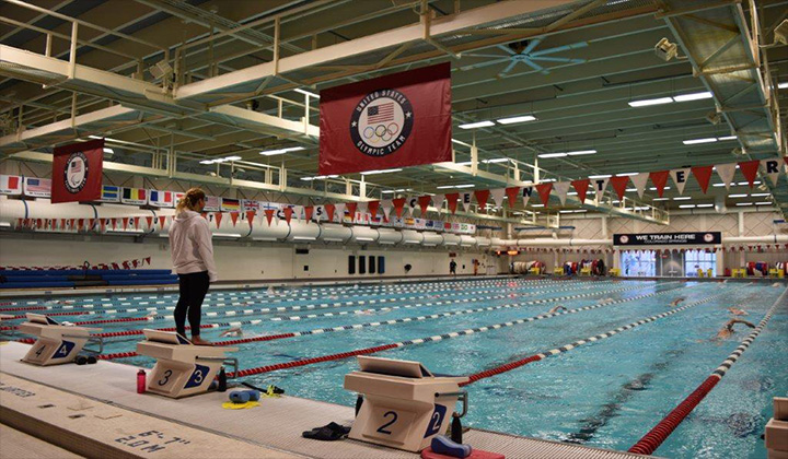 dạy bơi quận 3