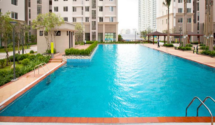 Hồ bơi An Phú quận 2