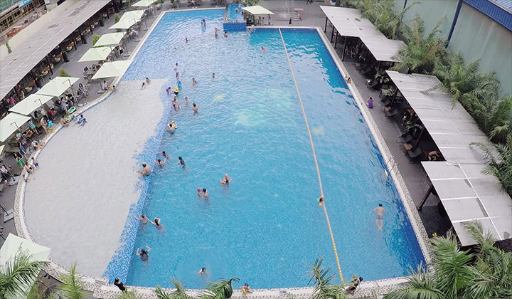 Hồ bơi Maia Club