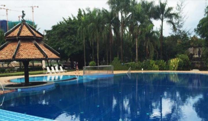 Hồ bơi ở TPHCM