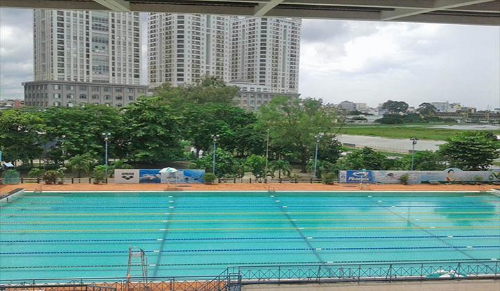 Hồ bơi Phú Thọ quận 11