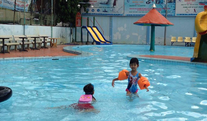 Hồ bơi quận 10 TPHCM
