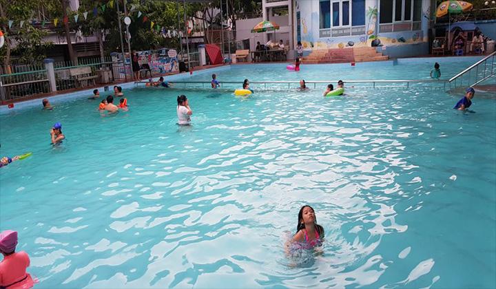Hồ bơi quận Phú Nhuận