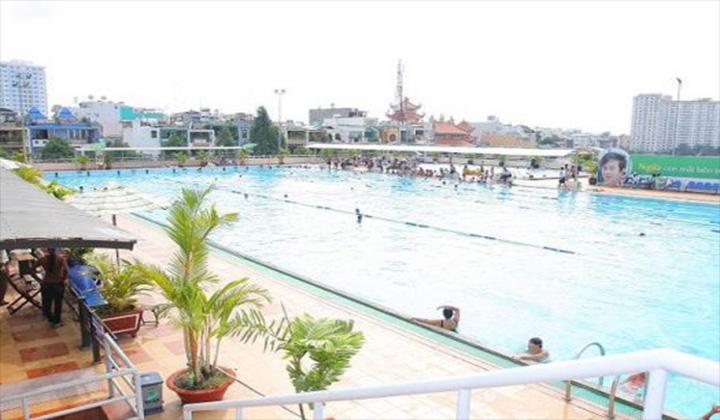Hồ bơi Rạch Miễu Phú Nhuận