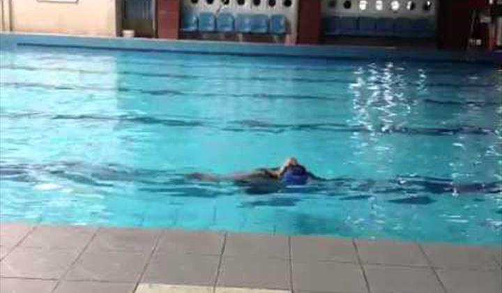 Hồ bơi Tản Đà quận 5