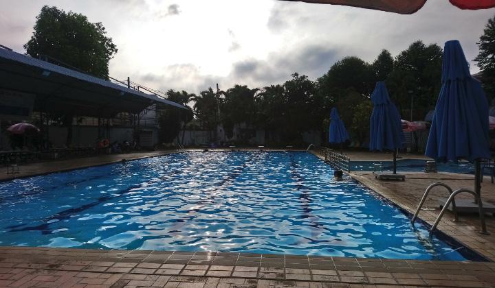 Hồ bơi TDTT Thủ Đức