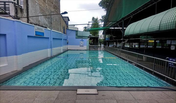 Hồ bơi Thành Trung Bình Tân