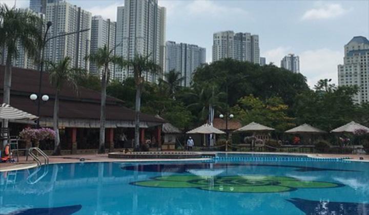 Hồ bơi Văn Thánh Bình Thạnh