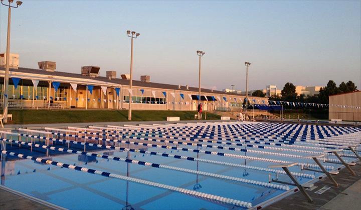 Trung tâm dạy bơi quận 4