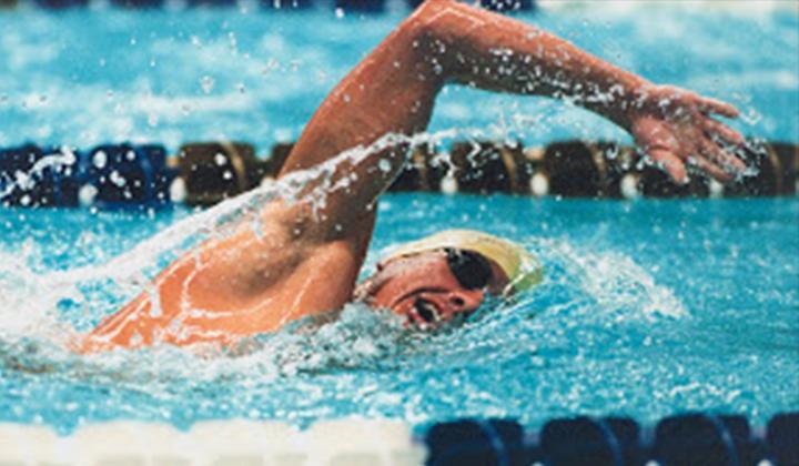Mẹo thở trong bơi Sải