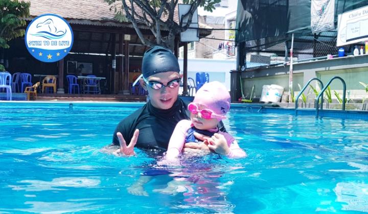 Chỗ học bơi ở Tân Phú