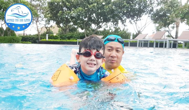 dạy bơi ở Thủ Đức