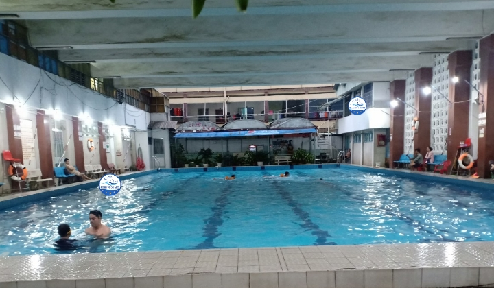 dạy bơi tại quận 6