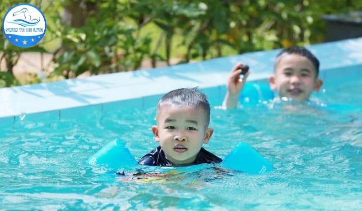 học bơi tại quận 9