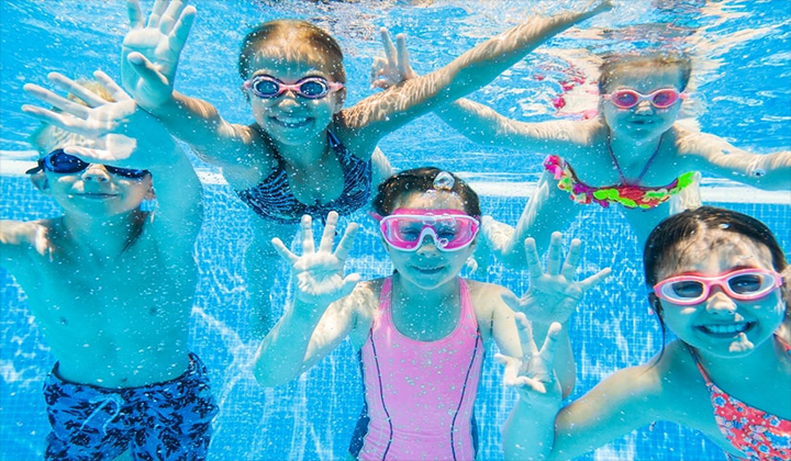 14 lợi ích từ bơi lội