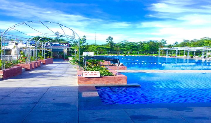Hồ bơi Cộng Đồng 2