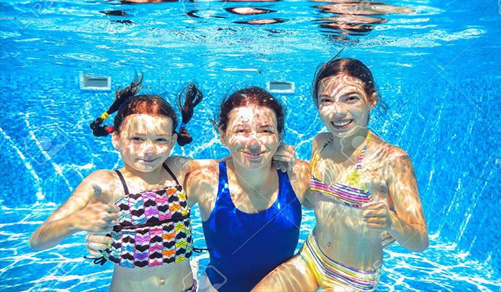 Dạy bơi quận Tân Phú