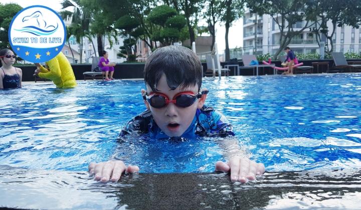 Địa điểm dạy bơi ở quận Tân Phú