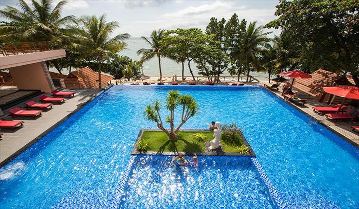 Địa điểm hồ bơi tại Kiên Giang