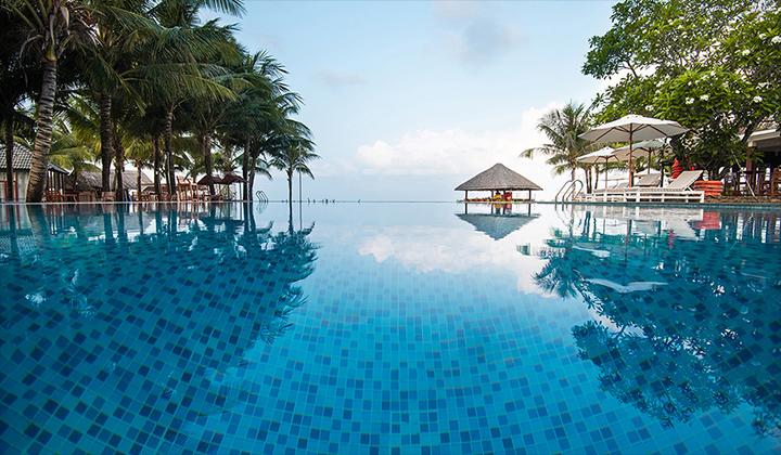 Hồ bơi ở Kiên Giang
