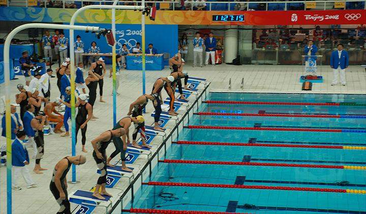 Đi bơi ít tác động và kết quả cao trong hầu hết các môn thể thao khác