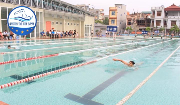 chỗ học bơi ở Hà Nội