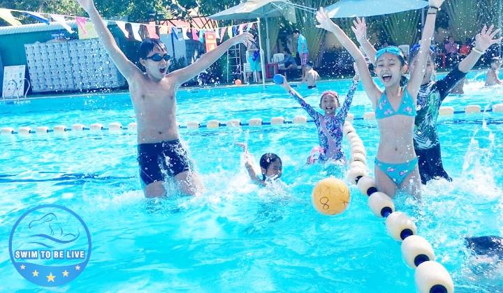 dạy bơi Hà Nội