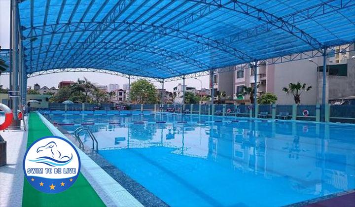 Hồ bơi ở Hà Nội